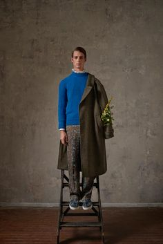 Male Fashion Trends: ERDEM x H&M Menswear Collection