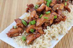 Chicken stir-fry. I love Asian food. #stirfry #chicken