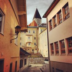 Hallein, Austria, Tennengau, studioastic.com