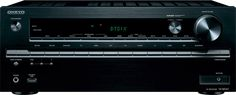 Onkyo TX-NR747. Serious about sound. If you share our passion for great sound, you'll appreciate the advanced features the Onkyo TX-NR747 brings to your home theater.