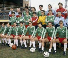 Legia Warszawa (c.1989)