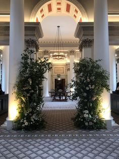 Wedding Flowers, Wedding Decorations, Mansions, House Styles, Home Decor, Decoration Home, Manor Houses, Room Decor, Villas