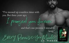 Every Promise You Made: A Second Chance Romance (Redeeming Love Book Redeeming Love, Mess Up, I Promise, Love Book, Kindle, Romance, Books, Movie Posters, Romance Film