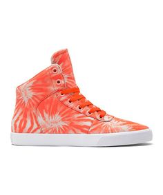 927fc634e198 SUPRA Neon Orange   Cement Cuttler Hi-Top Sneaker - Women. Supra ShoesSupra  ...