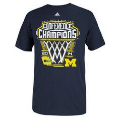Delightful UM Big Ten Conference Champions T Shirt