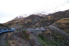 TranzAlpine Scenic Rail Experience