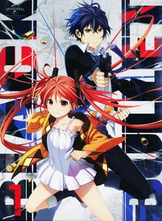 MUST WATCH (Black bullet) it's amazing! lots of excitement, emotional, sad , funny just a really good anime ❤️❤️❤️ Black Bullet, Anime Guys, Manga Anime, Anime Art, Iconic Characters, Anime Characters, Science Fiction, Kaito Shion, Natsume Yuujinchou