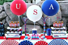Fourth of july party decorations party tire co of july birthday party supplies . fourth of july party decorations 4th Of July Cake, 4th Of July Desserts, 4th Of July Celebration, 4th Of July Party, Fourth Of July, Patriotic Desserts, Usa Party, 4th Of July Photos, July Birthday