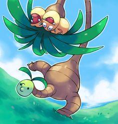 150% Pokemon Lol XD the head on the tail looks like Koro Sensei!