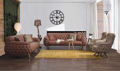 Bugatti Koltuk Takımı – Medusa Home - Furniture Ideas Living Room Sofa, Living Room Furniture, Living Room Decor, Sofa Furniture, Furniture Design, House Furniture, French Sofa, Luxury Homes Interior, Dibujo
