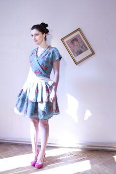 Šaty Art - Deco