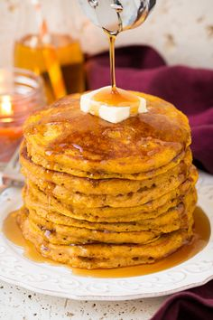 The Best Pumpkin Pancakes Really nice recipes. Every hour. Show #hashtag