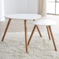 petites tables basses #zodio #table #tablebasse #design #tendance #scandinave #