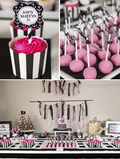 Punky Pirate Princess Party