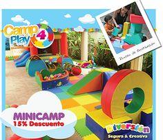Llámanos!! 09-91864373 camp4play@gmail.com  info@camp4play.com Twitter @Camp 4 Play