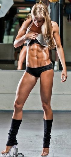 Brittany Tacy her body is insane