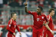 Bayern x Juventus - Alaba