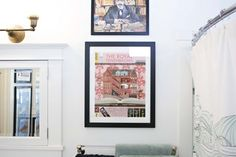 House Tour: A Fun & Quirky Vintage Portland Apartment   Apartment Therapy