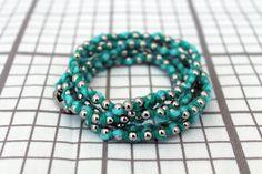 How to Make 3 Super Simple Wrap Bracelets   Brit + Co.