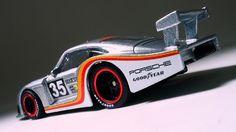 1978 Porsche 935/78 - Hot Wheels
