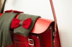 Mode and The City - Blog mode et lifestyle // Leather Satchel Company + Bow Gloves