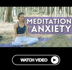 Grounding Meditation for Anxiety (Beginners, Empaths, Panic Attacks) - Day 11 Guided Meditation For Anxiety, Grounding Meditation, Meditation Videos, Meditation For Beginners, Online Yoga Teacher Training, Race Training, Yoga Journal, Relaxation Techniques, Free Yoga