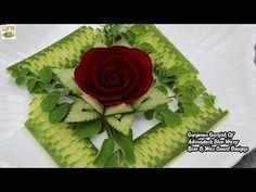 Die intelligenteste Garnitur von Adirondack blau-Wachs Rose umgeben von den großen Wachs Kürbis. - YouTube