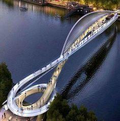 londra-kopru # londra-kopru # The post londra-kopru # appeared first on Baustil. Cultural Architecture, Bridges Architecture, Futuristic Architecture, Beautiful Architecture, Architecture Design, Architecture Today, Innovative Architecture, Futuristic Design, Bridge Design