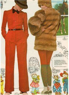 Betsey Johnson - Alley Cat, Vintage 1971