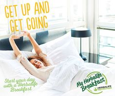 Little changes can make a BIG difference. Start your day with a #Herbalife Breakfast.