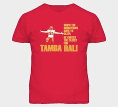 Tamba Hali Football Boogeyman Kansas City Kc K.c T Shirt c4f3c7323