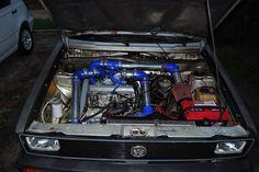 Golf I with Engine 1.9 TD (AAZ)