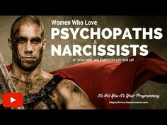 Why Do Empaths Attract Narcissists, Sociopaths and Psychopaths - YouTube