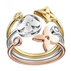 Anillos by Louis Vuitton