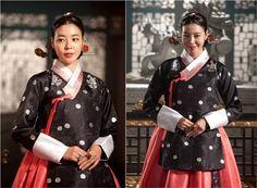 "Kim Gyu-ri of ""The King's Face"""