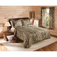 Realtree Bedding Comforter Set - Walmart.com