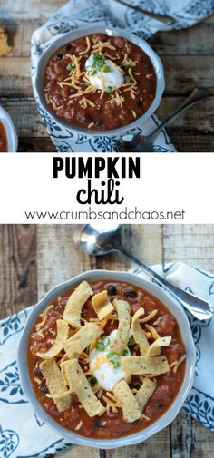 Pumpkin Chili is sim