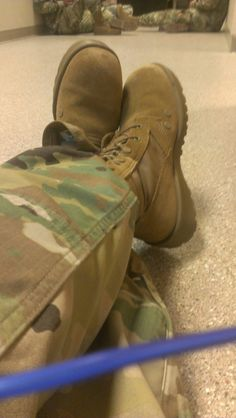A R M Y days , I really miss it. This was back when I was at bootcamp