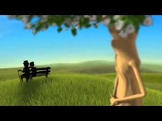 Two trees fall in love but unfortunately they can't hold each other. Rooted Animation, Cute, Romance Produced at Utrecht School of the Arts (www. Sad Love Stories, Beautiful Stories, Love Story, Short Movies For Kids, Disney Pixar, Picture Music Video, Creature 3d, Hd Love, Two Trees