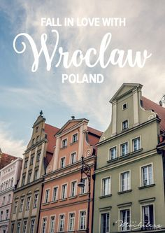 See how much there is to love in Wroclaw, Poland and why you should make 2016 the year to visit!