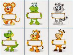 sofiaadamoubooks Owl Classroom, Classroom Themes, Preschool Arts And Crafts, Preschool Activities, School Border, Spongebob Birthday Party, School Frame, Cute Tigers, School Labels