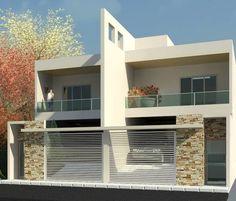 Casas Geminadas - Confira tudo sobre a construção de casas geminadas, os aspectos vantajosos e as desvantagens desse tipo de construção, dicas, preços AQUI!