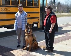 Talented Pooch Heads To College To Help Out His Teen Human