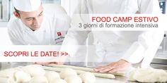 Vuoi metterti alla prova con le professioni della #cucina? Partecipa al nostro #FOOD CAMP ESTIVO! Scegli le date migliori per te, le trovi qui >> http://www.scuolatessieri.it/food-camp-estivo/ Ti aspettiamo smile emoticon #gourmet