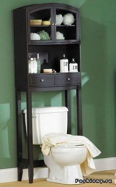 Именно ванная комната настраивает нас на долгий день)