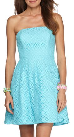 The perfect summer party dress! http://rstyle.me/n/iwec5nyg6