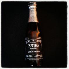 Faro Lambic Lindemans, Belgisch bier 4,5%
