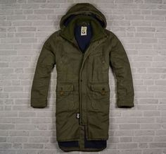 G-Star Raw CARTER PARKA Kurtka Męska Khaki Army XL