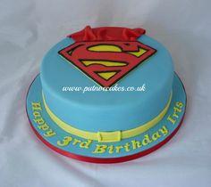 Super girl cake Jaymees 6th Pinterest Girl cakes