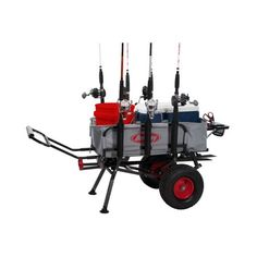 Buy Fishing Transport Wagon Cart Trolley For Gear Rod Holder 200 Pound LB Capacity at online store Fishing Trolley, Beach Fishing Cart, Beach Cart, Sport Fishing, Best Fishing, Fishing Tips, Fishing Boats, Fly Fishing, Fishing Stuff